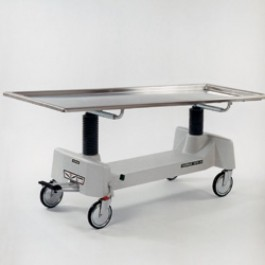 Hydraulic Embalming Table