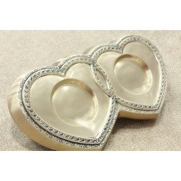 Aegean Companion Heart Shaped Stand