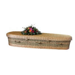 Seagrass Casket 6 ft. 5 in.