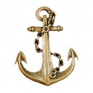 Ships' Anchor: Bronze-tone