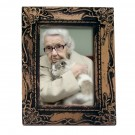 Antique Finish Photo Frame Applique
