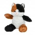 Plush Cremation Keepsakes: Calico Cat