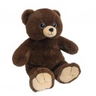 Plush Cremation Keepsakes: Chocolate Bear