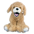 Plush Cremation Keepsakes: Golden Lab/Retriever