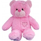 Plush Cremation Keepsakes: Pinky Patch Bear