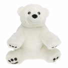 Plush Cremation Keepsakes: Polar Bear