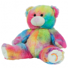 Plush Cremation Keepsakes: Rainbow Bear