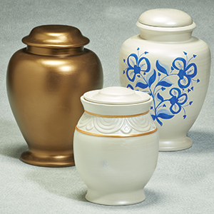 Eco-Friendly urns